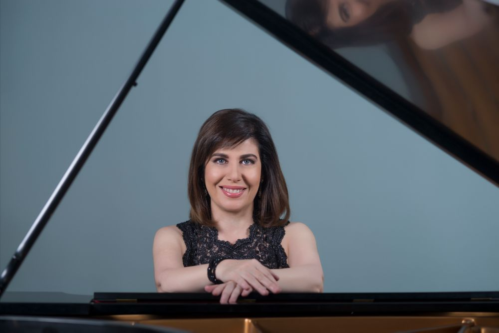 Armine Grigoryan - Armenian National Music (anmmedia.am)