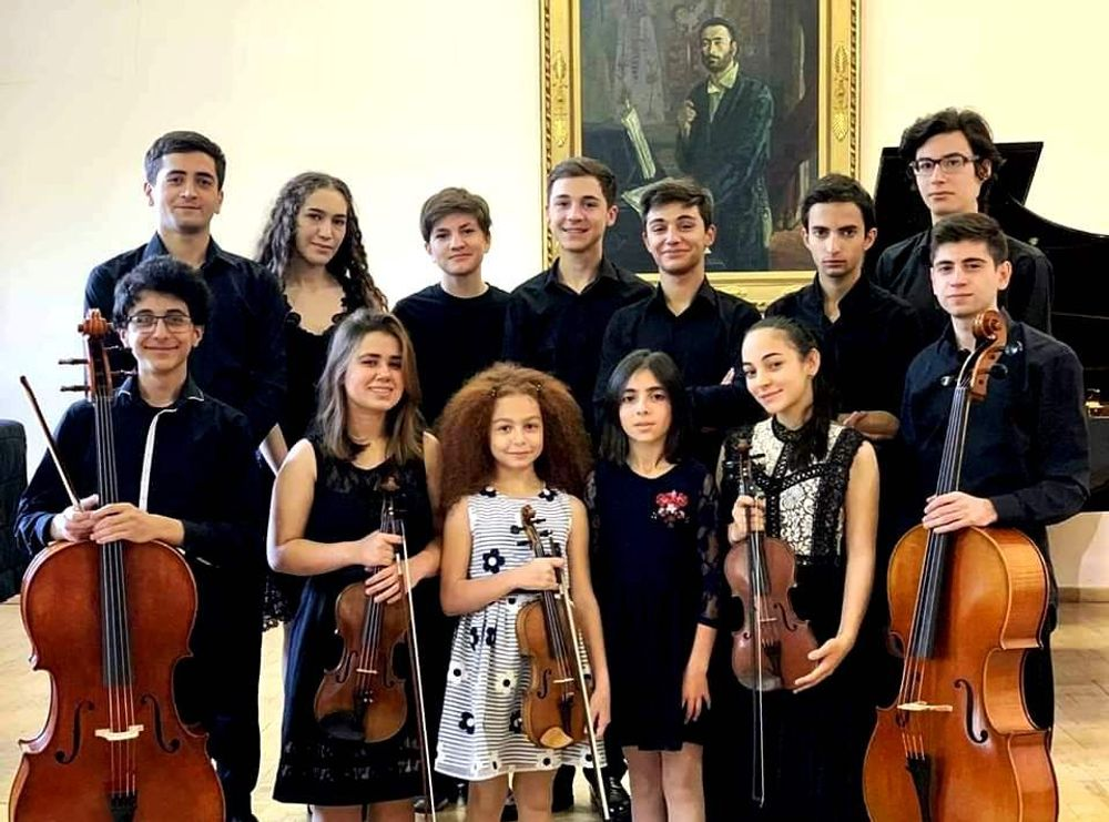Talented young musicians and performers from Armenia to perform in Khachaturian's house - Armenian National Music (anmmedia.am)