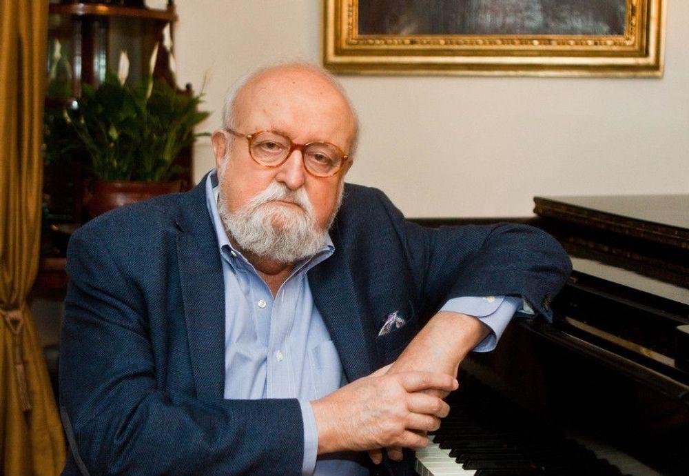 Cօmposer Krzysztof Penderecki passed away - Armenian National Music (anmmedia.am)