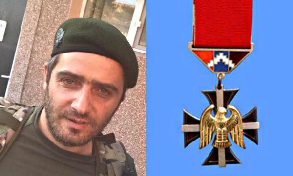 Մենուա Հովհաննիսյանը հետմահու արժանացել է «Արցախի հերոս» բարձրագույն կոչմանը