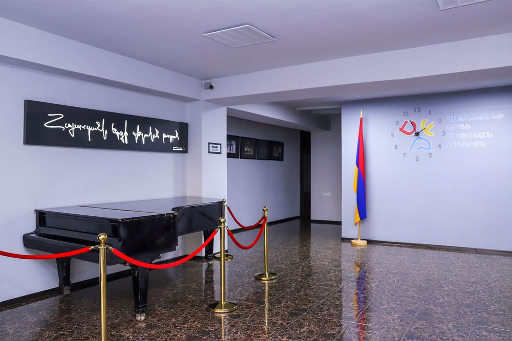 "The  Armenian State Song Theater is intended to transform into a ""musical Tumo"" - Armenian National Music (anmmedia.am)"