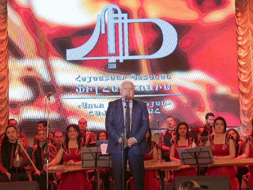 Regional School Philharmonie starts today in the second largest city of Armenia - Armenian National Music (anmmedia.am)