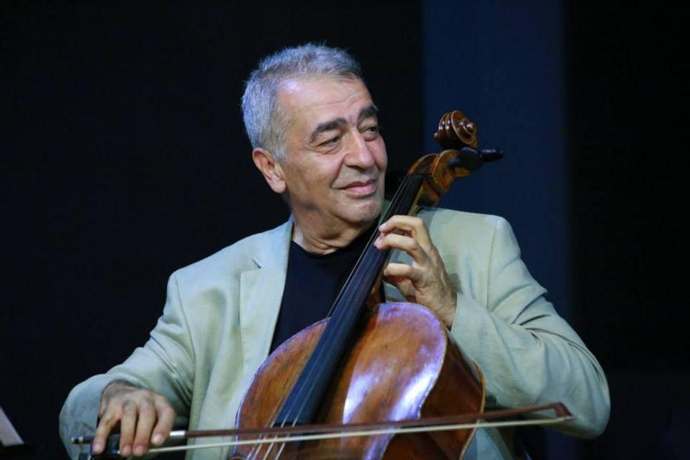 Cellist Vagram Saradjian passed away - Armenian National Music (anmmedia.am)