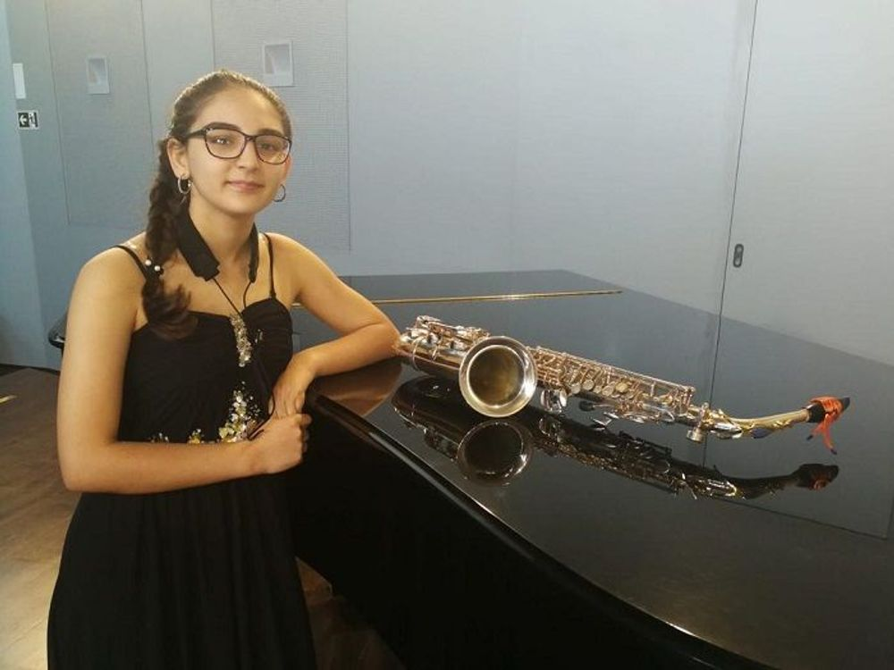 Young Armenian saxophonist wins online music competition in Spain - Armenian National Music (anmmedia.am)