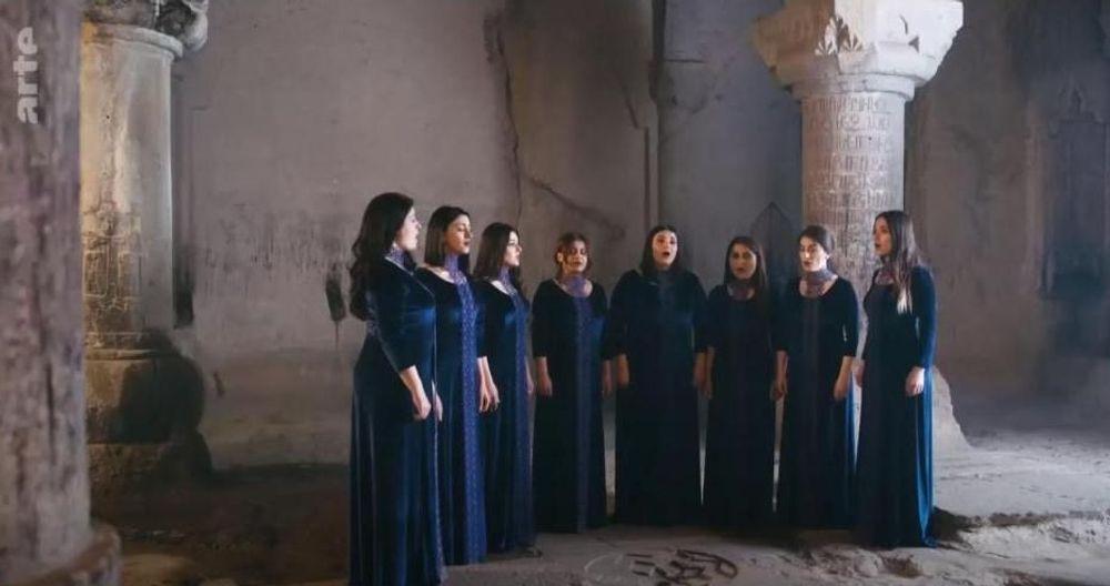 Ֆրանկո-գերմանական Arte հեռուստաալիքը հայ երաժշտարվեստի մասին ֆիլմ է  հեռարձակել  - Armenian National Music (anmmedia.am)