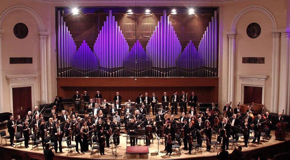 Armenian National Philharmonic Orchestra celebrates its 95th anniversary - Armenian National Music (anmmedia.am)