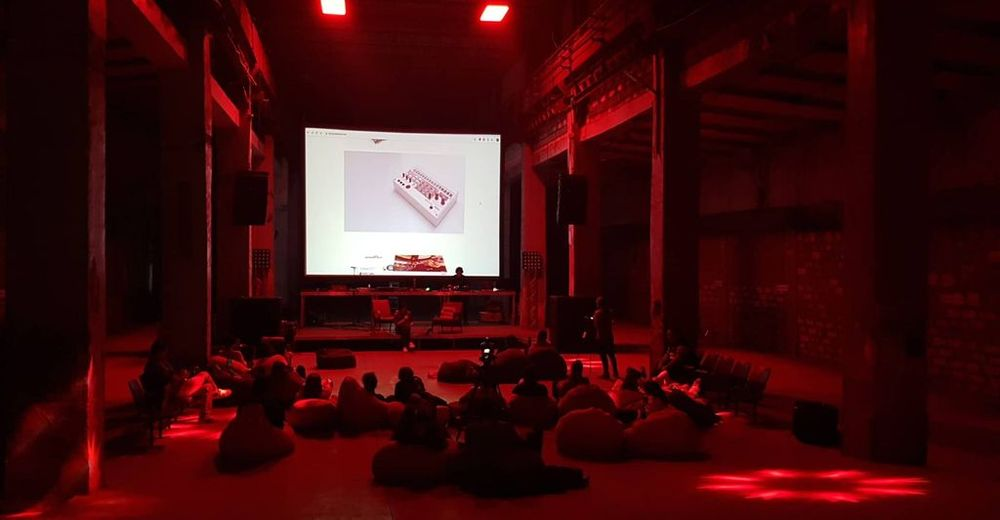 Synthposium festival was held for the first time in Armenia - Armenian National Music (anmmedia.am)