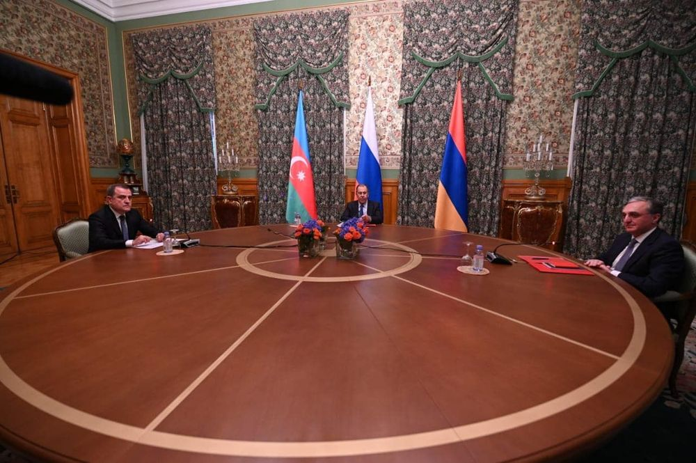 Statement by the Foreign Ministers of Russian Federation, the Republic of Armenia and the Republic of Azerbaijan - Armenian National Music (anmmedia.am)