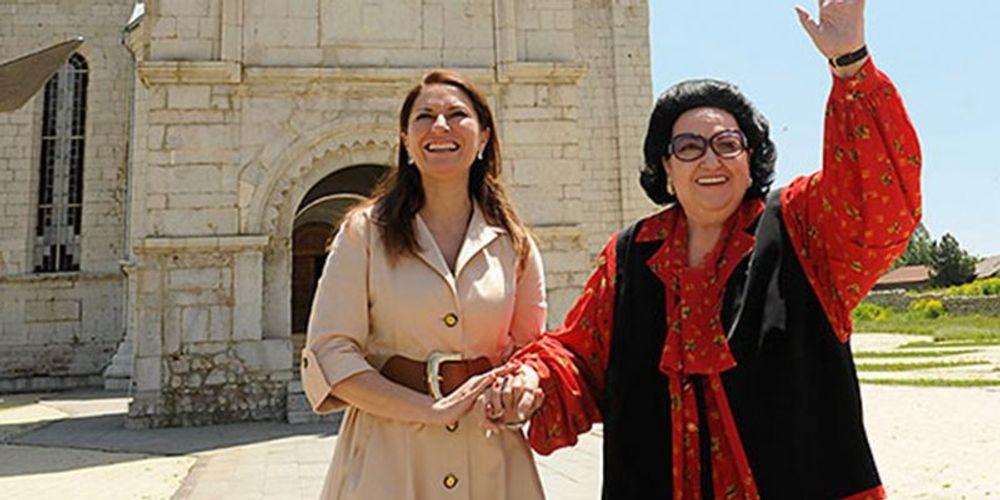 In Armenia-Artsakh Christian IslandGandzasar is the Promised Land. Montserrat Caballé - Armenian National Music (anmmedia.am)