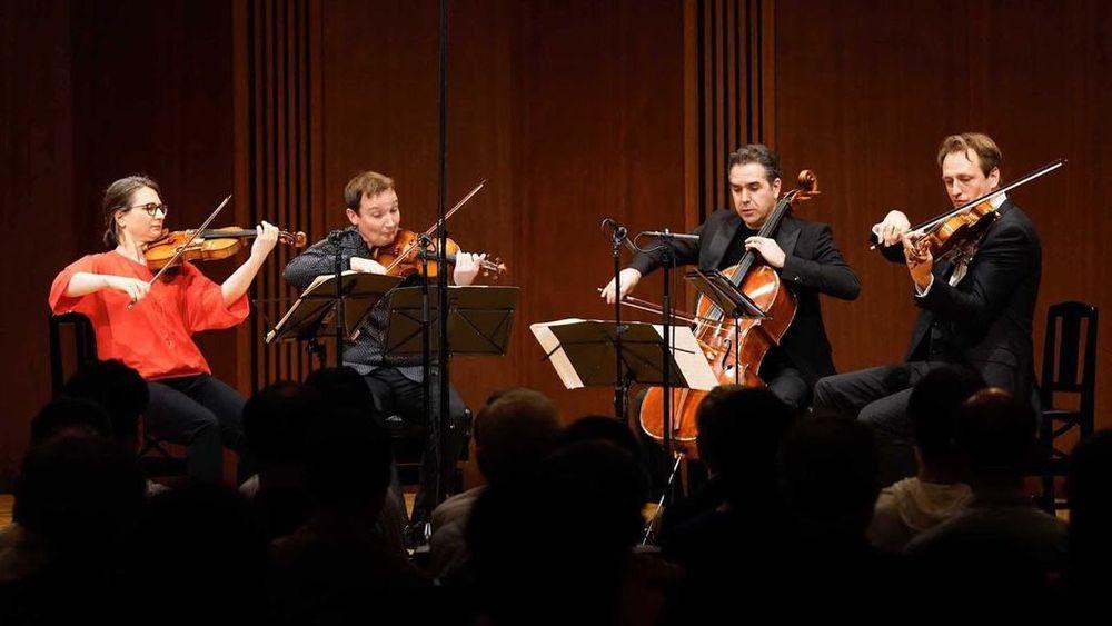 """Kuss"" quartet: From Beethoven to Komitas - Armenian National Music (anmmedia.am)"