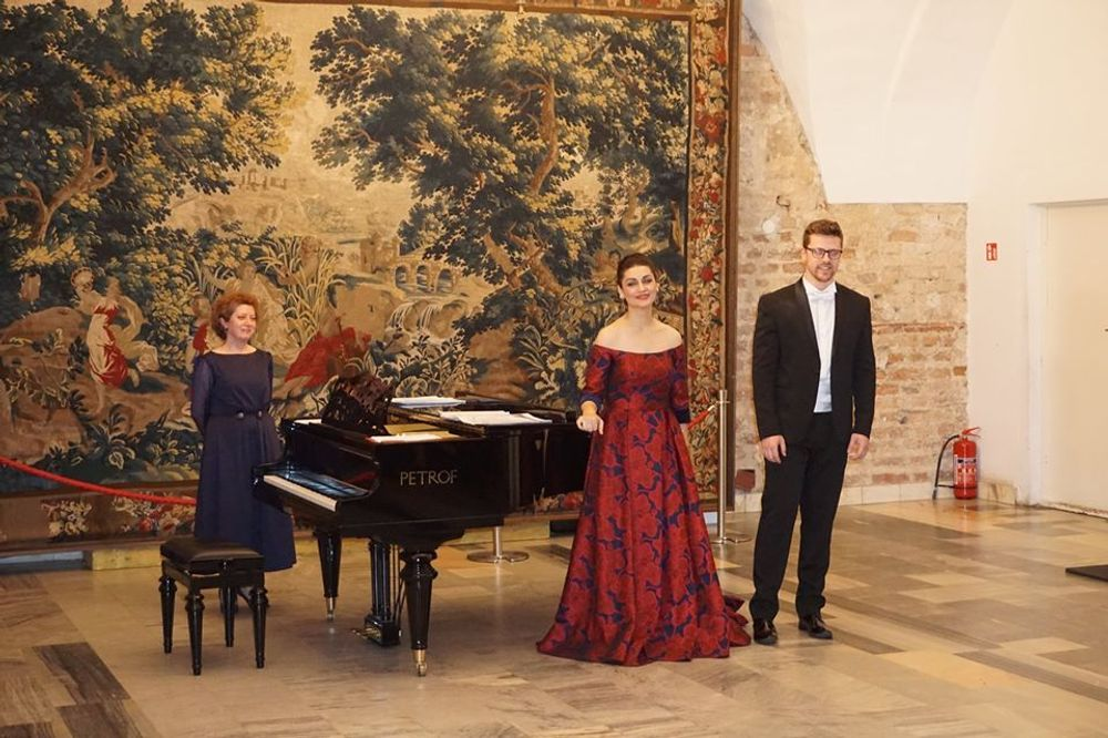 Concert in Vilnius, dedicated to 90th Anniversary of Avet Terterian and 85th Anniversary of Algimantas Raudonikis - Armenian National Music (anmmedia.am)