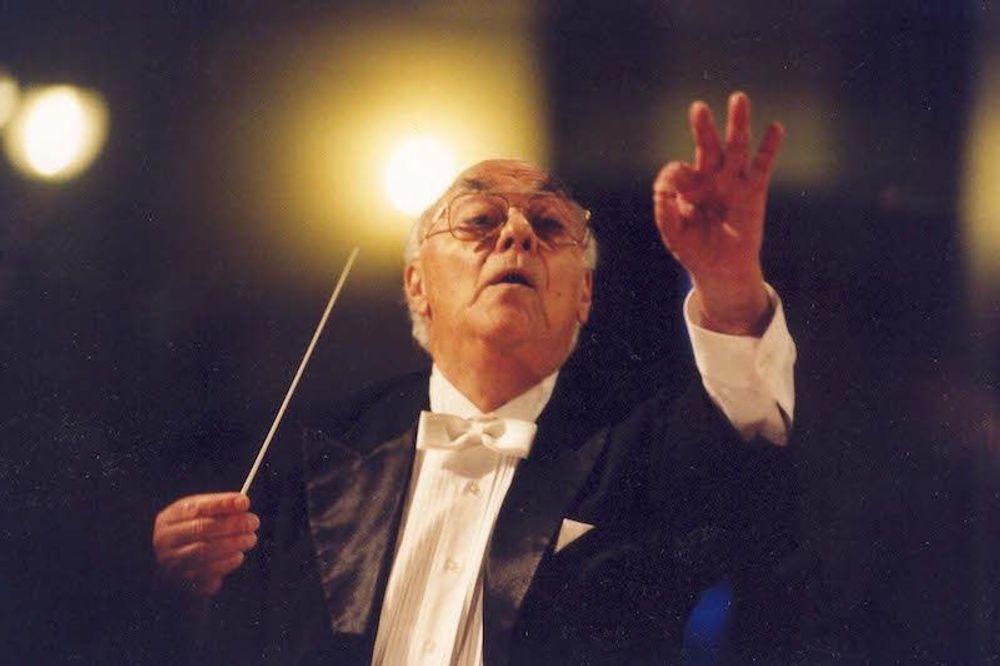 Renowned conductor Yuri Davtyan passed away - Armenian National Music (anmmedia.am)