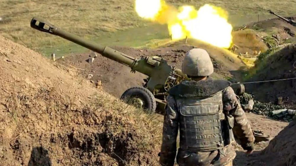 The enemy suffered huge losses and retreated in the Shushi-Karin Tak section - Armenian National Music (anmmedia.am)