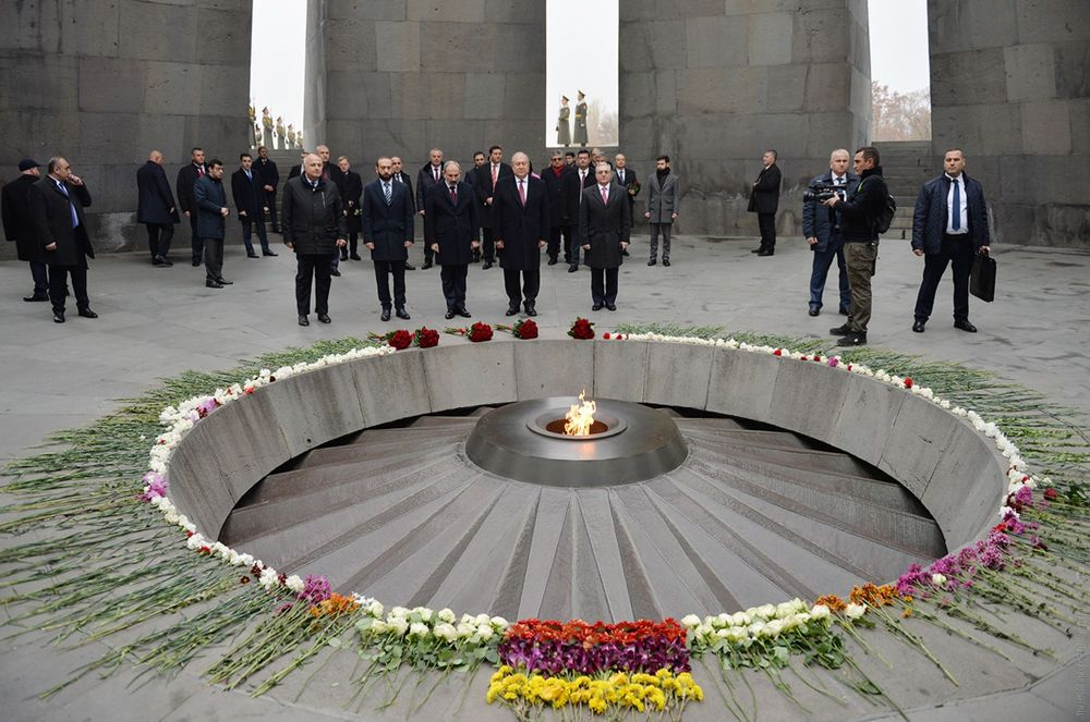 Armenian Genocide commemoration events - Armenian National Music (anmmedia.am)
