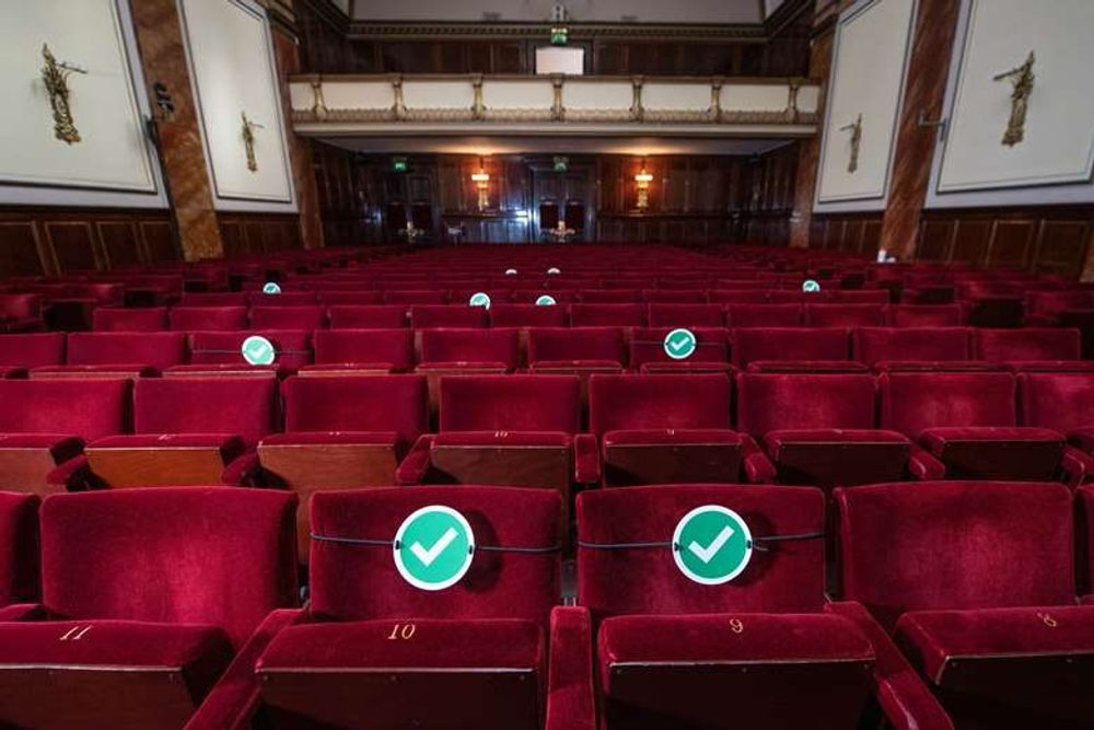 With 10 percent of the  capacity Wigmore Hall to resume its activity - Armenian National Music (anmmedia.am)