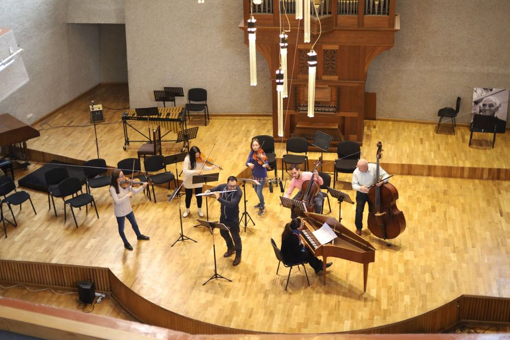 Rehearsals of orchestras and choirs to be resumed - Armenian National Music (anmmedia.am)