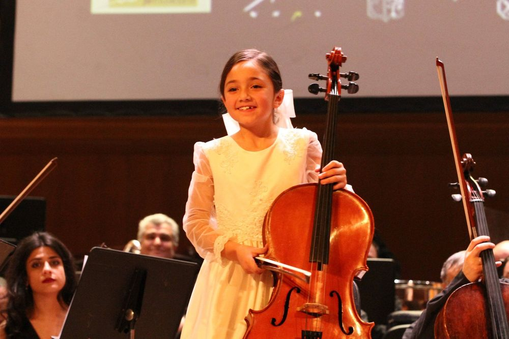 Lyana Ulikhanyan brings another victory to Armenia - Armenian National Music (anmmedia.am)