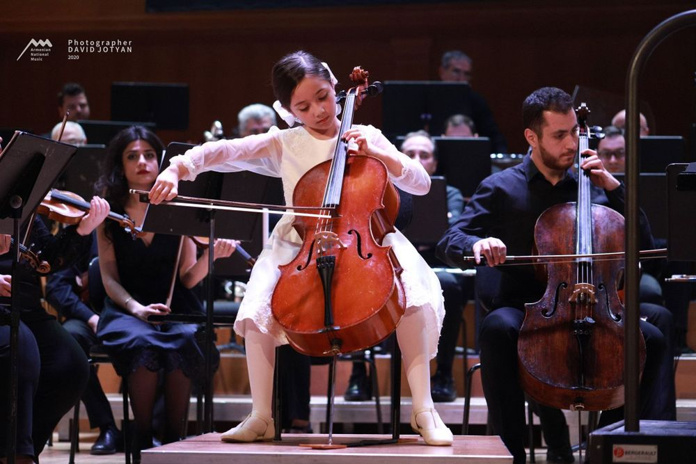 """Lyana Ulikhanyan wins the 1st Prize at """"The North International Music Competition"""" in Sweden - Armenian National Music (anmmedia.am)"""