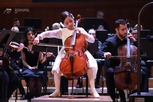 "Lyana Ulikhanyan wins the 1st Prize at ""The North International Music Competition"" in Sweden"