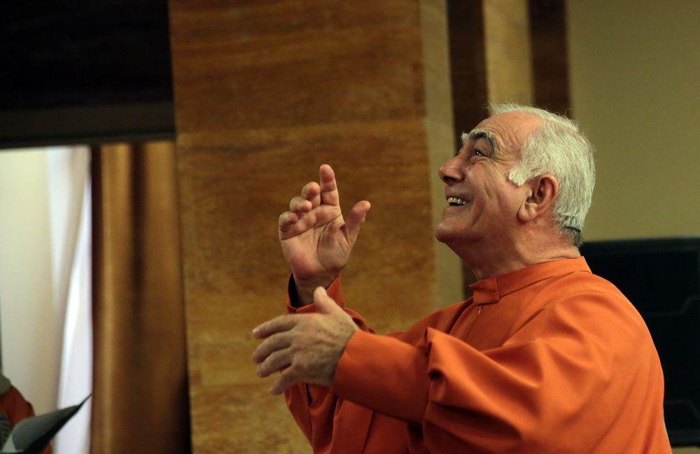 Conductor Harutyun Topikyan passed away - Armenian National Music (anmmedia.am)
