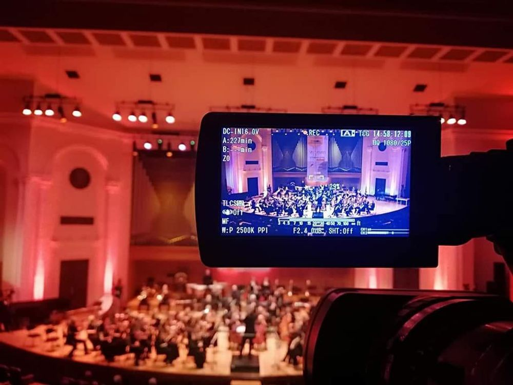 Closing concert of the 13th Yerevan International Music Festival - Armenian National Music (anmmedia.am)
