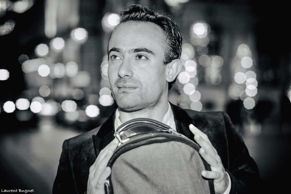 Masterclasses with violinist Robert Stepanyan - Armenian National Music (anmmedia.am)
