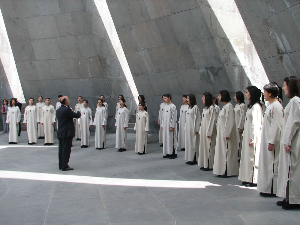 Little singers of Armeniatake Special Prize atVirtual Choir Games - Armenian National Music (anmmedia.am)