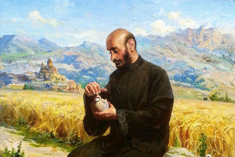 Կոմիտաս Վարդապետ - Armenian National Music (anmmedia.am)
