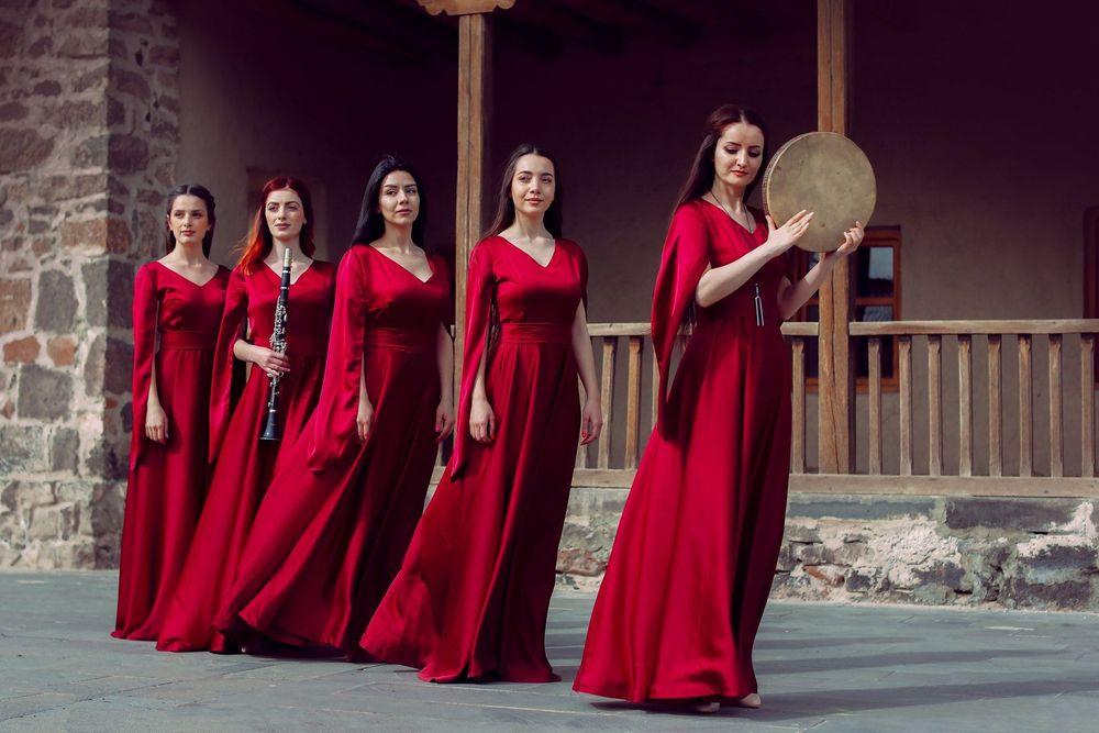 «Նաիրյան» վոկալ անսամբլը կբացի Vox Virtual առցանց միջազգային փառատոնը - Armenian National Music (anmmedia.am)