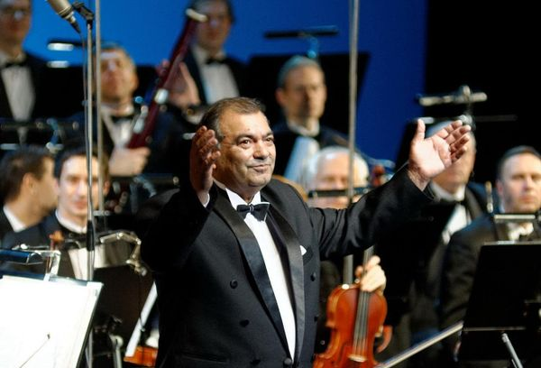 Mariinsky Theater to celebrate Gegham Grigoryan's 70th anniversary