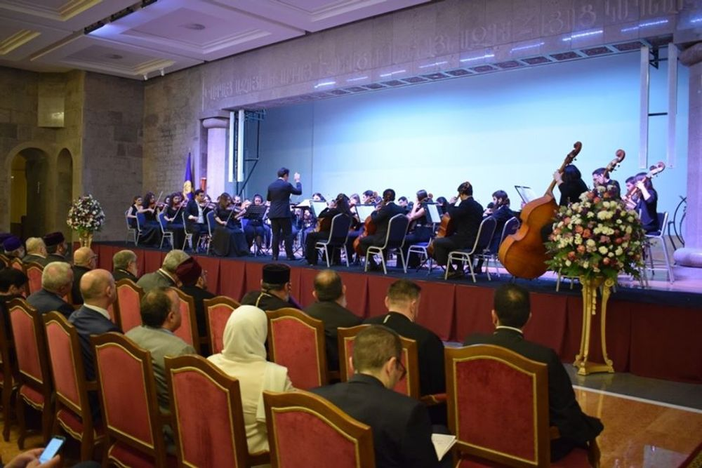 Orchestral works by Komitas were performed for the first time - Armenian National Music (anmmedia.am)