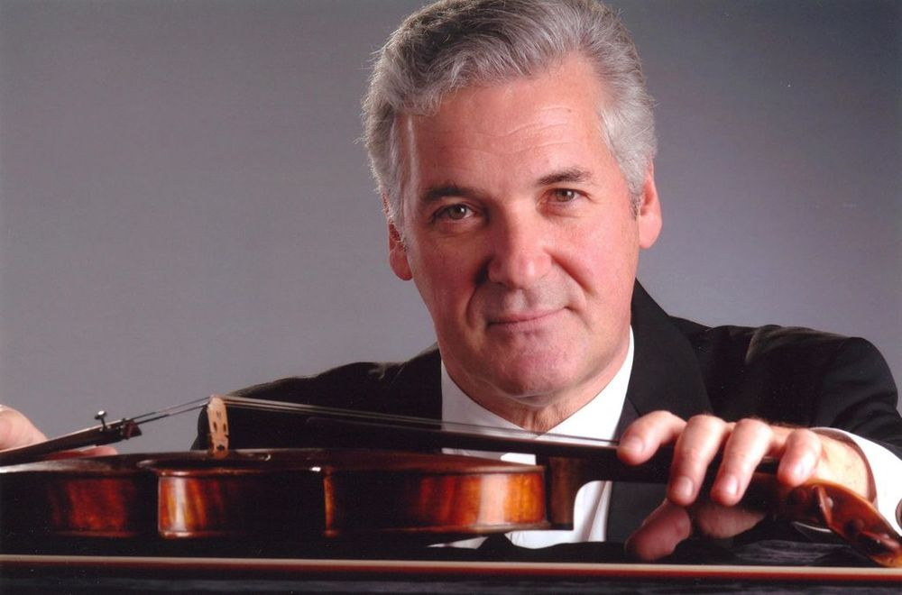 Pinchas Zukerman to perform in Yerevan again - Armenian National Music (anmmedia.am)