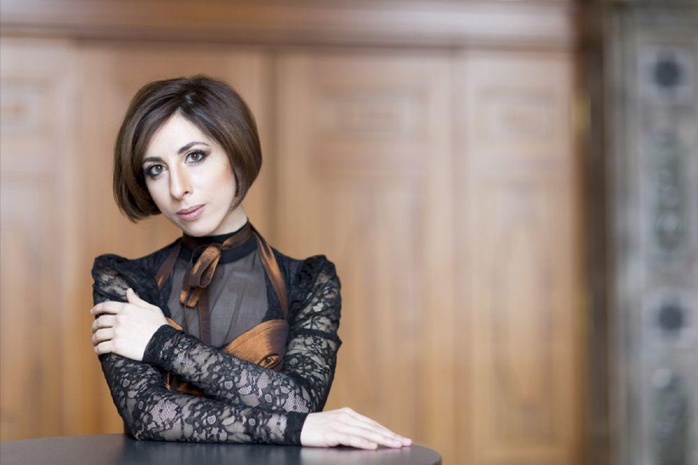Լուսինե Խաչատրյան - Armenian National Music (anmmedia.am)