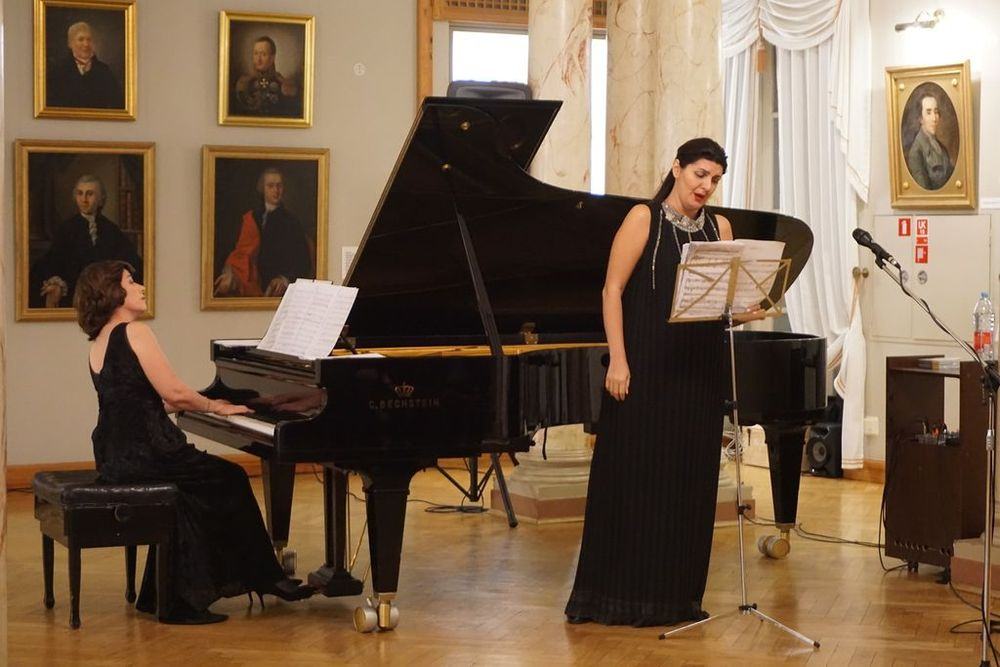 Concert  dedicated to the 90th anniversary of Avet Terteryan took place in Riga - Armenian National Music (anmmedia.am)