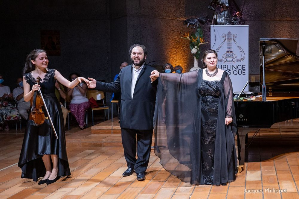 """Armenian Evening"" took place within the 11th Puplinge Classique Festival in Geneve - Armenian National Music (anmmedia.am)"