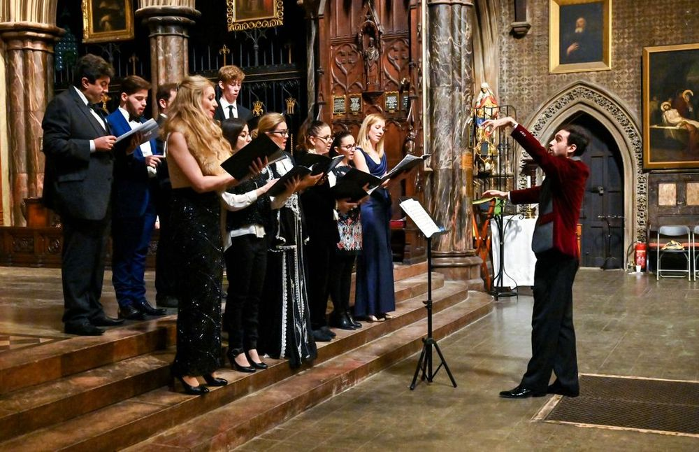 Concert dedicated to 150th anniversary held in London - Armenian National Music (anmmedia.am)