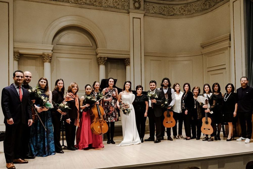 AGBU celebrates a decade of showcasing Armenian musical talent at Carnegie Hall - Armenian National Music (anmmedia.am)