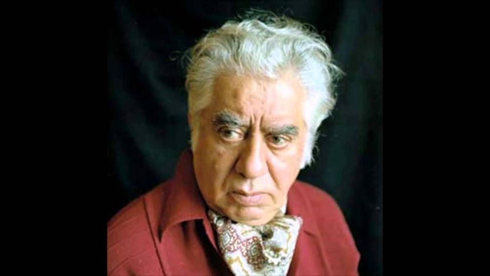 You should not be angry with your own organization. Aram Khachaturian to Gevorg Armenyan  - Armenian National Music (anmmedia.am)