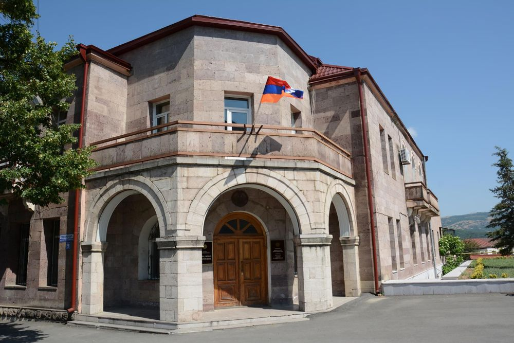 Statement of the Ministry of Foreign Affairs of the Artsakh Republic - Armenian National Music (anmmedia.am)
