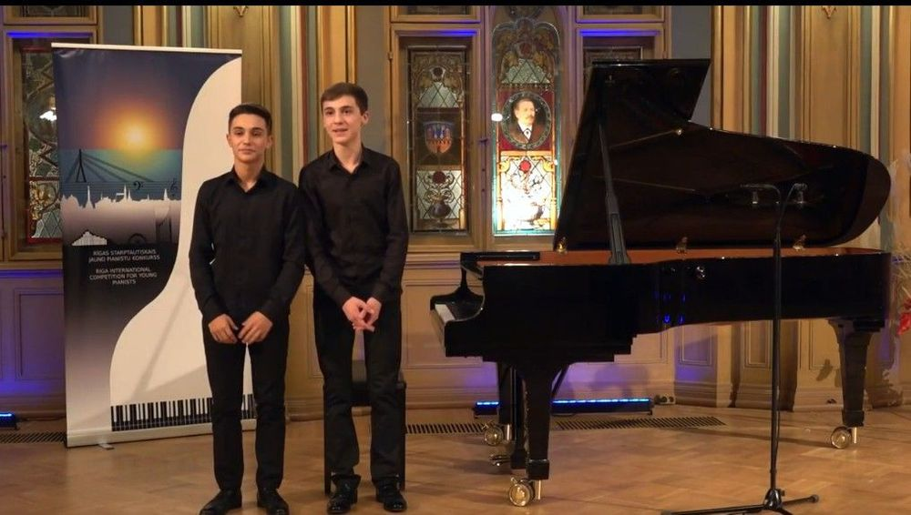 Young Armenian pianists won Riga International Piano Competition - Armenian National Music (anmmedia.am)