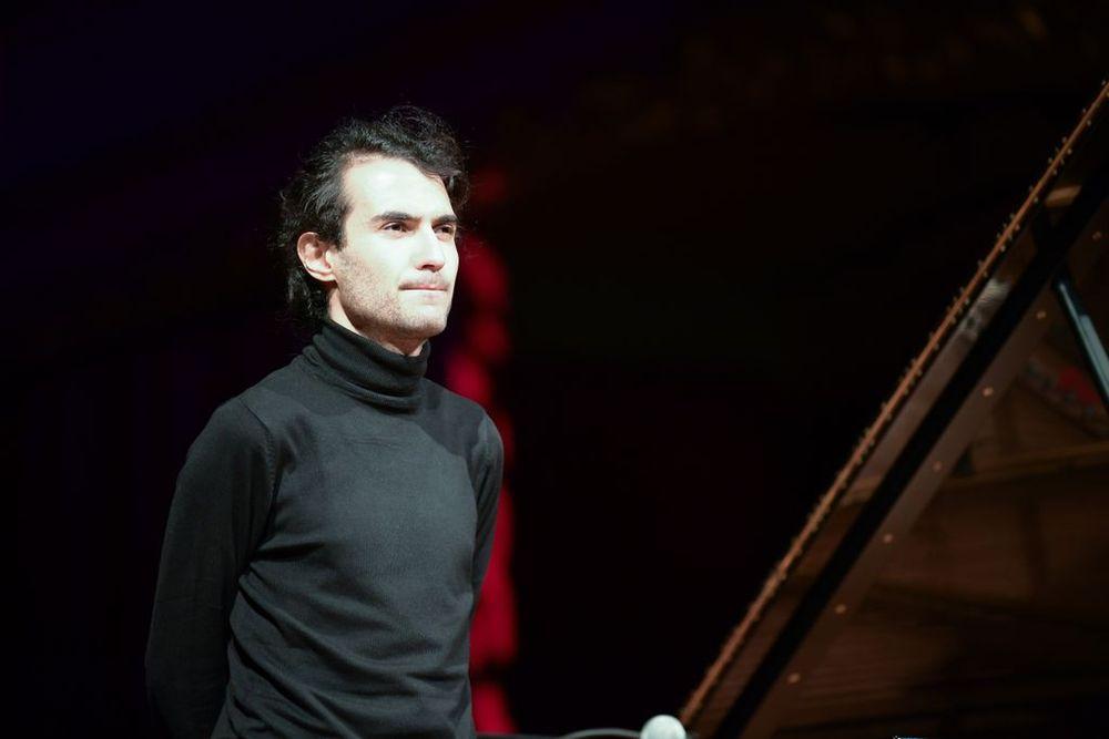 Tigran Hamasyan performed a concert at Victoria Hall of Geneva (photoshot) - Armenian National Music (anmmedia.am)