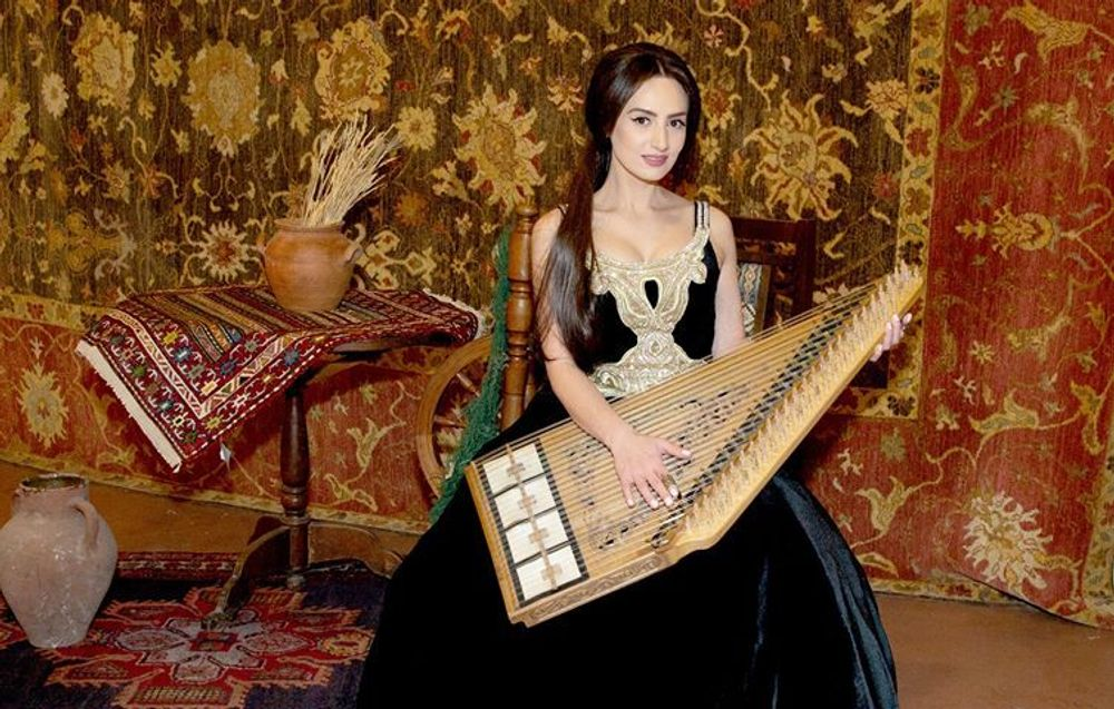 Marianna Gevorgyan wins the prestigious World Folk Vision contest - Armenian National Music (anmmedia.am)