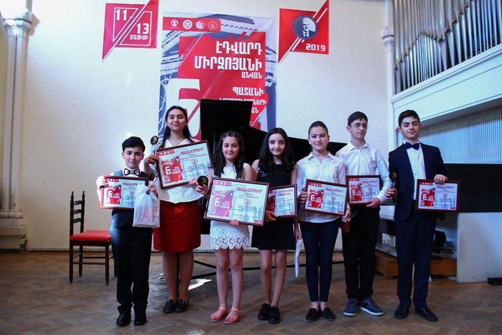Հայ պատանի կոմպոզիտորների ստեղծագործությունները կհնչեն Սանկտ Պետերբուրգում - Armenian National Music (anmmedia.am)
