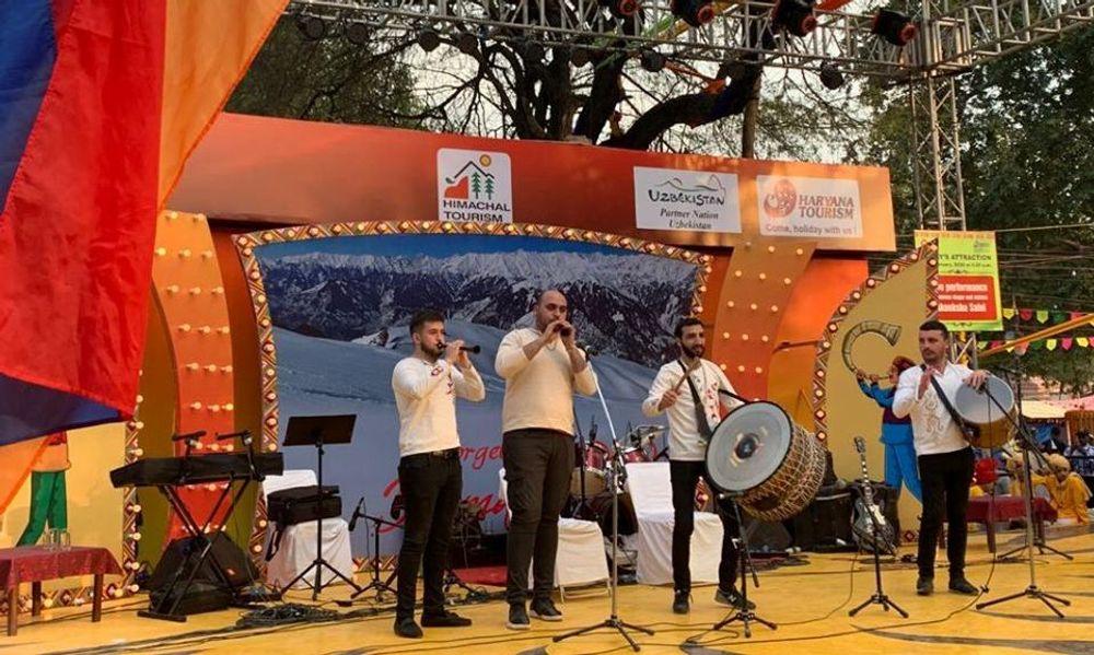 «Կայթ» բենդը՝  Սուրաջկունդի 34-րդ միջազգային փառատոնի մասնակից - Armenian National Music (anmmedia.am)